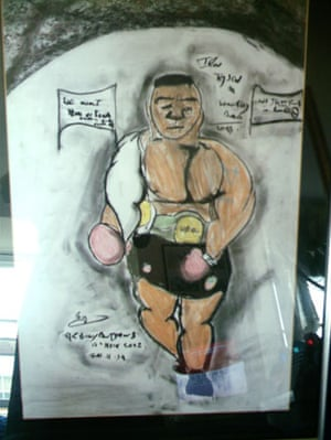 Tyson by Billy Andrews