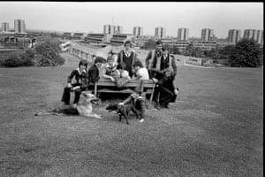 Thamesmead, 1976-78