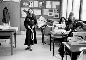 Riverside school, 1977