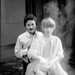 School play, Riverside school, 1978