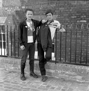 Woolwich dockyard, 1981