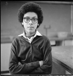 Jean Hazel, Riverside school , 1978