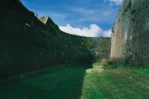 Dover moat
