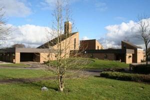 A crematorium