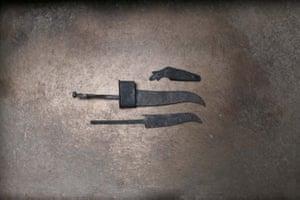 Sikh Kirpan, miniature symbolic religious swords