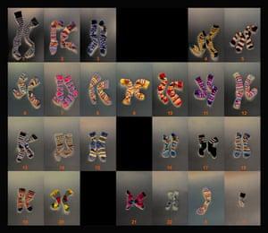 Chromosome Socks