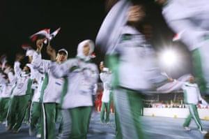 Iraqi athletic delegation