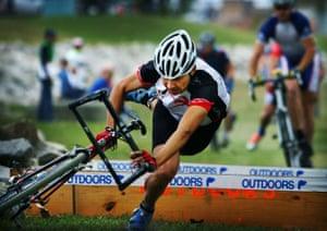 Cyclocross: Bert Hill