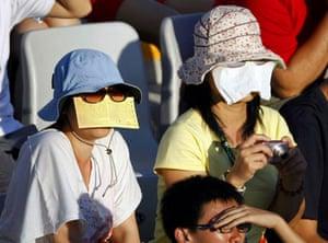 Silly spectators