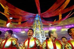 Beijing Olympics closing ceremony