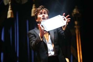David Tennant in Hamlet, RSC, London 2008