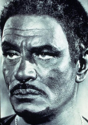 Laurence Olivier as Othello in the 1965 film