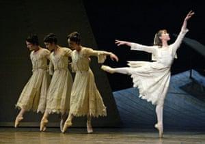 Leanne Benjamin in Anastasia