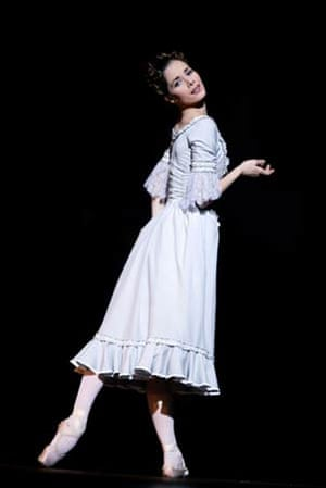 Darcy Bussell in Manon