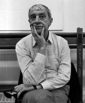 Portrait of Kenneth MacMillan