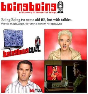 BoingBoing TV show