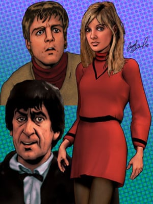 Dr Who animation