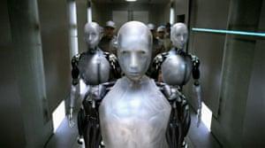 Sonny in I, Robot
