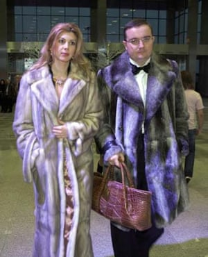 Shopping with oligarchs