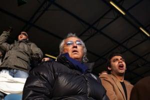 Flavio Briatore at QPR