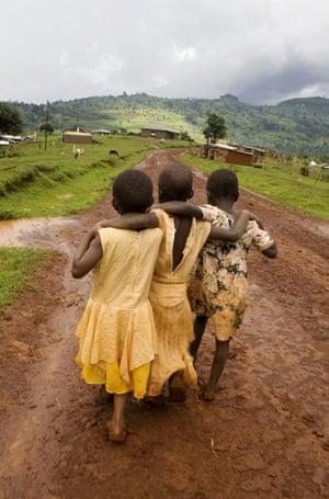 Ugandan Coffee Farmers