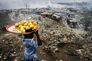 Africa's largest rubbish dump
