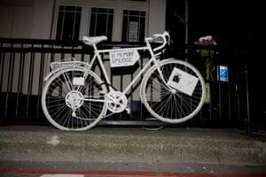 Ghost Bikes