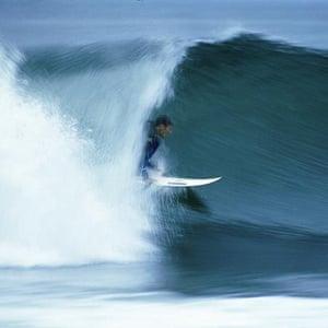 Surf spots UK