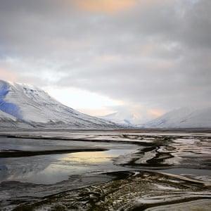 Isfjorden, Svalbard