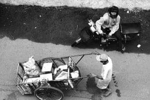 Street scene, Phnom Penh, Cambodia