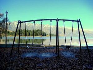 Swings, Queenstown, New Zealand