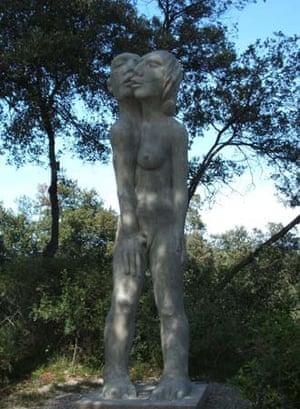 Can Ginebreda sculpture park