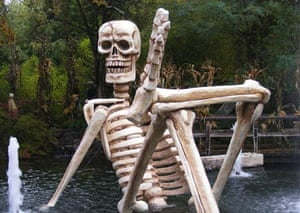 Halloween at Europa Park, Germany