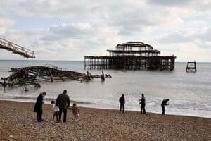 Martin Parr's British Cities: Brighton