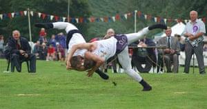Ambleside sports event, Lake District