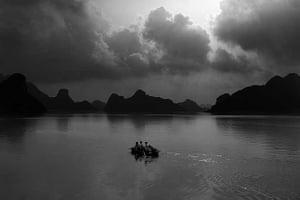 Fishers, Halong Bay, Vietnam