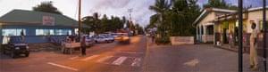 Street scene in Speightstown, Barbados