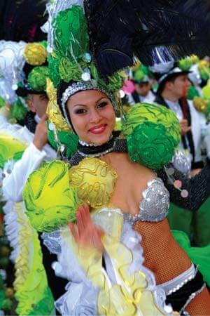 Mardi Gras Pictures - Mardi Gras in Tenerife Island, Spain