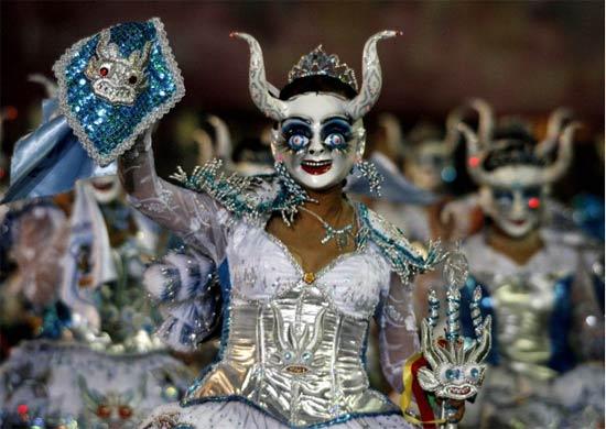 Mardi Gras Pictures - Mardi Gras in Bolivia
