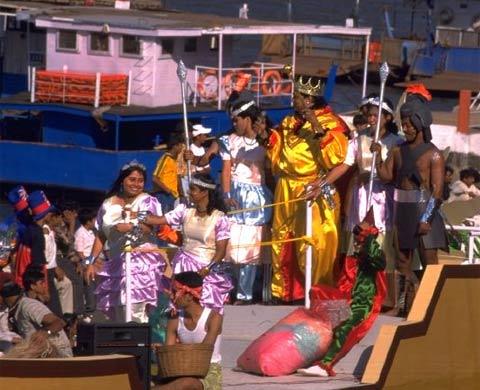 Mardi Gras in Goa