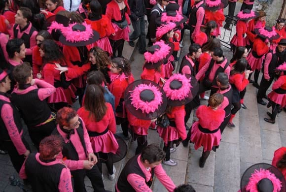 Mardi Gras in Patras