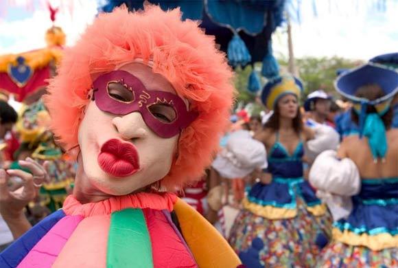 Mardi Gras Pictures - Mardi Gras in Brazil