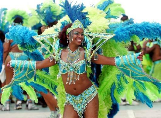 Mardi Gras Pictures - Mardi Gras in Trinidad