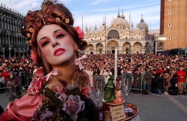 Mardi Gras Pictures - Mardi Gras in Venice, Italy