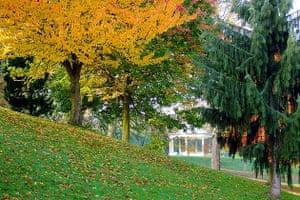 A park in Bradford