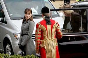 Sarkozy State Visit