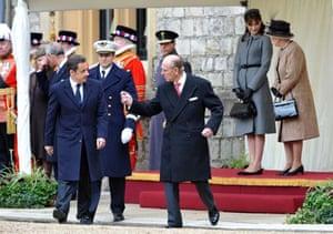 Sarkozy State Viisit