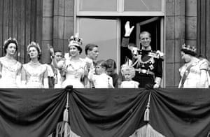 Royals after the coronation