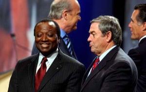 Des Moines Register Republican Presidential Debate