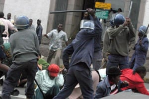 Harare, Zimbabwe: